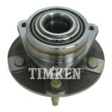 Timken Wheel and Hub Assembly Front 513190