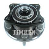Timken Wheel and Hub Assembly Rear HA590029