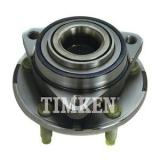 Timken Wheel and Hub Assembly Front HA590071