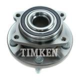 Timken Wheel and Hub Assembly Front HA590219