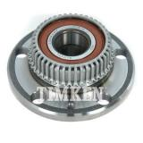 Timken Wheel and Hub Assembly Rear 512012