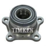 Timken Wheel Assembly Rear 512137 fits 94-99 Toyota Celica