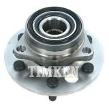 Timken Wheel and Hub Assembly Front 515002
