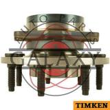 Timken  Front Wheel Hub Assembly Fits Ford F-250 Super Duty 1999