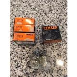 Timken  17119. set of 4. USA TAPERED ROLLER C. FREE SHIPPING
