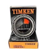 Timken LOT OF 2  LM603049 S TAPERED ROLLER 1.7812IN-BORE .7812IN-W