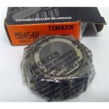 Timken  M84548 Tapered Roller : 25.4mm Bore, 57.15mm O.D., 19.431mm Width