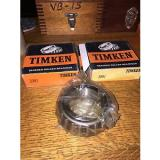 Timken  3981 Tapered Roller , Single Cone QTY 2