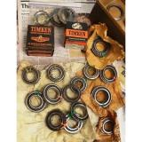 Timken  TAPERED ROLLER S LOT LM11949 Oil Seals LM67010 LM48510