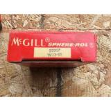 McGILL Bearings Cat# 22207 W33-SS comes w/30day warranty free shipping