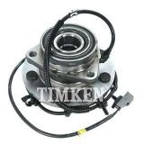 Timken Wheel and Hub Assembly Front Left fits 97-99 Dodge Ram 1500