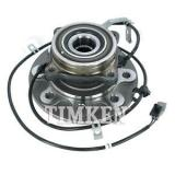 Timken  SP580100 Front Hub Assembly