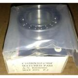BARDEN SUPER PRECISION BEARINGS, C105HX205Y9DF, 2 Per Box, shipsameday