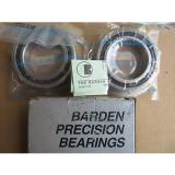 Barden 2110HDL Precision Bearings Matched !!! in Box Free Shipping