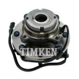 Timken  HA590233 Front Hub Assembly