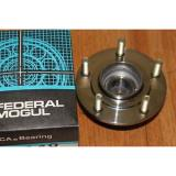 Timken Wheel and Hub Assembly-Hub Assembly Rear Federal Mogul BCA 512010