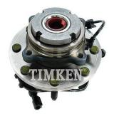 Timken  SP580204 Front Hub Assembly
