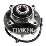 Timken  SP550208 Front Hub Assembly