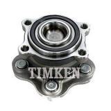 Timken  HA590253 Rear Hub Assembly