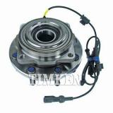 Timken  SP940201 Front Hub Assembly