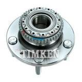 Timken  HA590200 Rear Hub Assembly