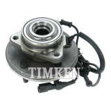 Timken Wheel and Hub Assembly Front SP470200