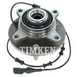 Timken Wheel and Hub Assembly Front SP550202