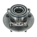 Timken  HA599863 Front Hub Assembly