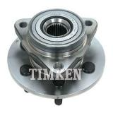 Timken  HA599361 Front Hub Assembly