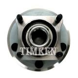 Timken  Rear Wheel and Hub Assembly Part #HA590141