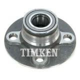 Timken  512025 Rear Hub Assembly