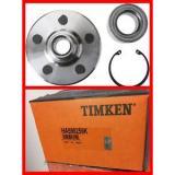 Timken  HA590259K Axle and Hub Assembly