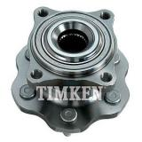 Timken  HA500701 Rear Hub Assembly