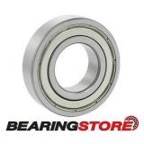6209-2Z – NSK – METRIC BALL BEARING – METAL SHIELD