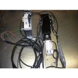 THK LM Guide Actuator KR with Panasonic MSDA3A1A1A Servo Driver and Cables – #2