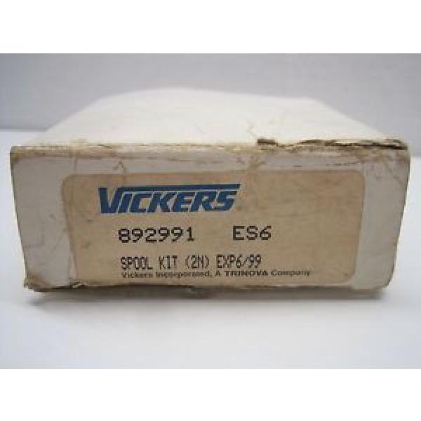 VICKERS 892991 SPOOL KIT #1 image