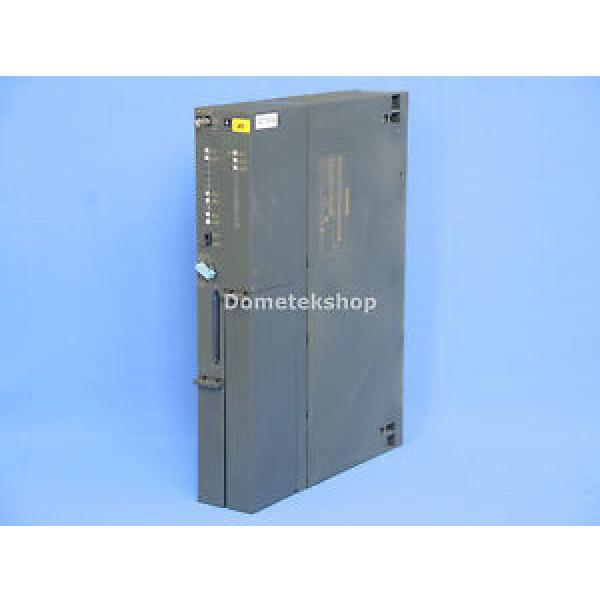 Original SKF Rolling Bearings Siemens 6ES7 413-2XG02-0AB0 CPU 413-2DP Processor  Module #3 image