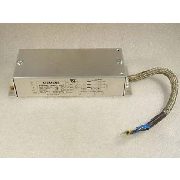 Original SKF Rolling Bearings Siemens 6SE3290-0DA87-0FB1 Micromaster Entstörfilter 3 x 6A 50 /60  Hz #3 image