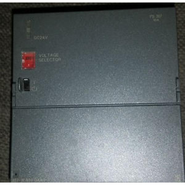 Siemens Simatic S7 6ES7 307-1KA01-0AA0 24VDC 10A Power Supply #3 image