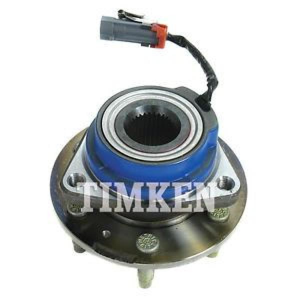 Timken Wheel and Hub Assembly Rear HA590082 fits 04-07 Cadillac CTS #1 image
