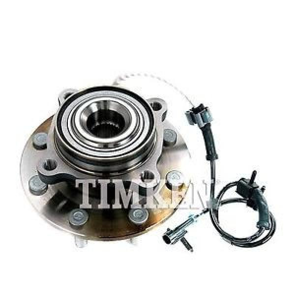 Timken  SP580311 Front Hub Assembly #1 image