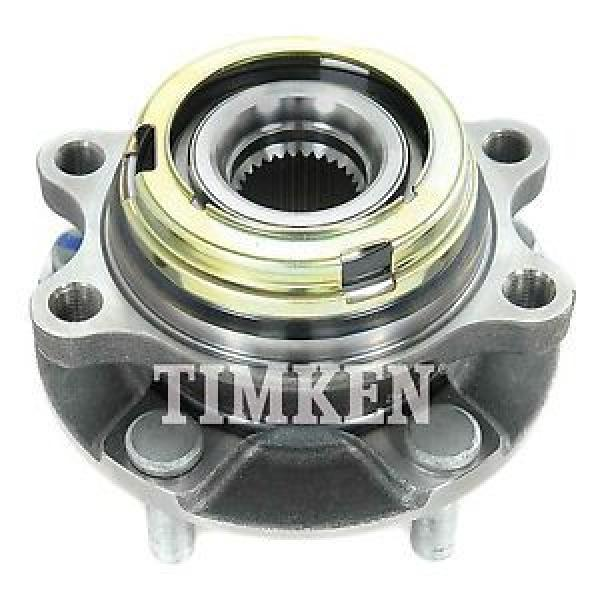 Timken  HA590046 Front Hub Assembly #1 image