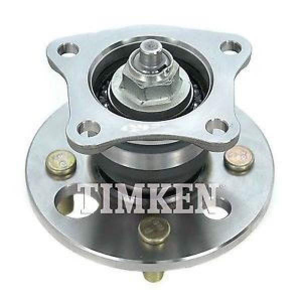 Timken  512018 Rear Hub Assembly #1 image