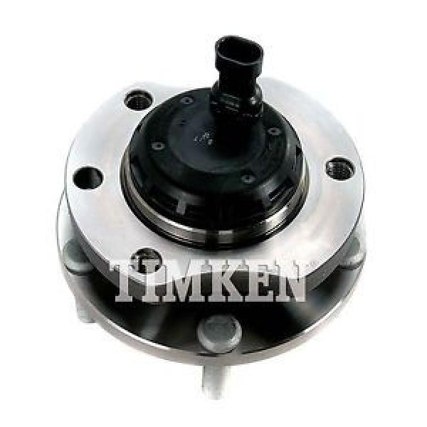 Timken  HA590007 Front Hub Assembly #1 image