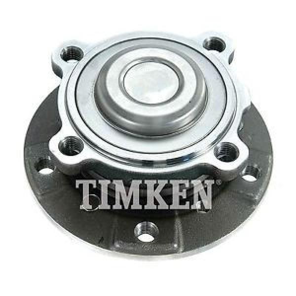 Timken  HA590163 Front Hub Assembly #1 image