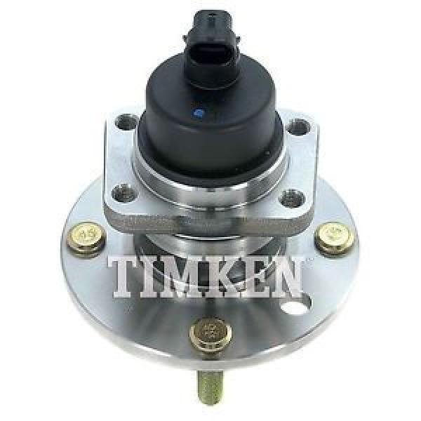 Timken  HA590112 Rear Hub Assembly #1 image