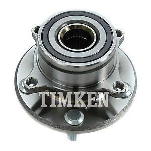 Timken  HA590228 Front Hub Assembly #1 image
