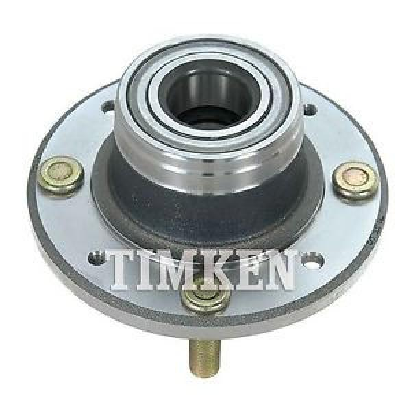 Timken  HA590257 Rear Hub Assembly #1 image