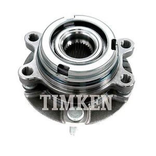 Timken  HA590250 Front Hub Assembly #1 image