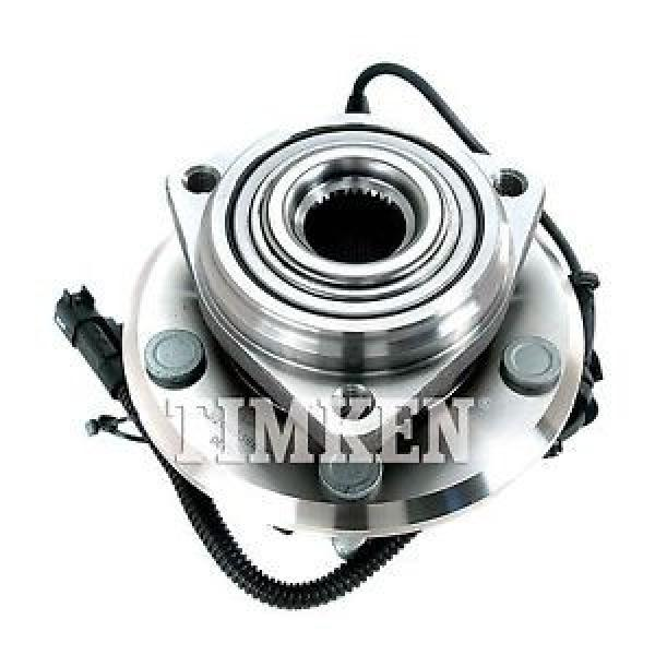 Timken  HA590242 Front Hub Assembly #1 image
